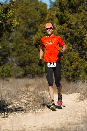 20160109 Bandera Trail Run