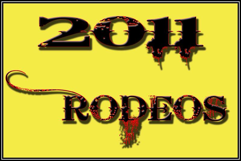 2011 RODEOS