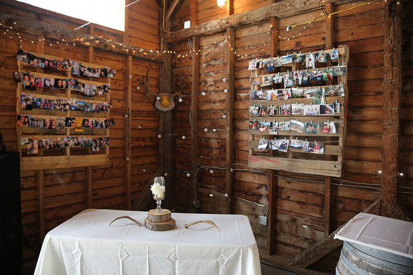 Mathews Wedding - Moon Shine Barn - Eagle