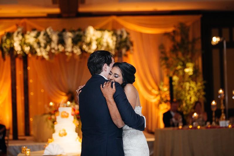 LeCapeWeddings Chicago Photographer - Renu and Ryan - Hilton Oakbrook Hills Indian Wedding -  1013.jpg