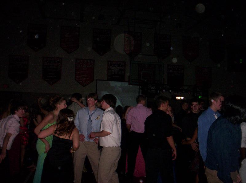 Buckeye High (Medina) Snow Ball 02/24/2007