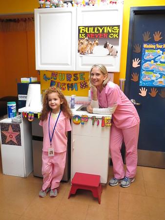 20150528 School Nurse for a Day (Sophie C.)