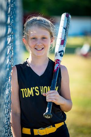 2018-06-19 Buckfield Softball Team Photos
