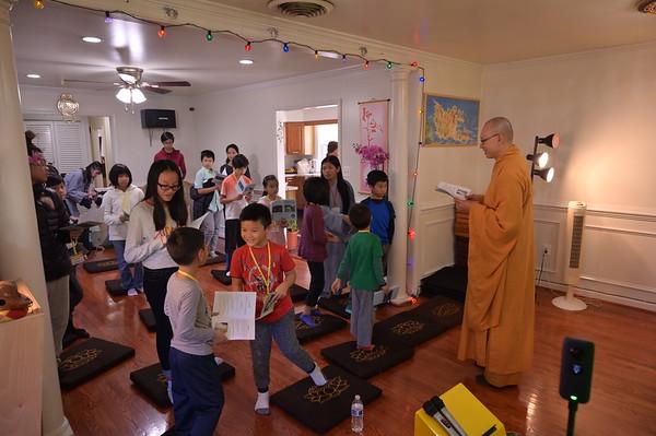 Youth Fall Retreat 2019 at Chua Giac Nguyen