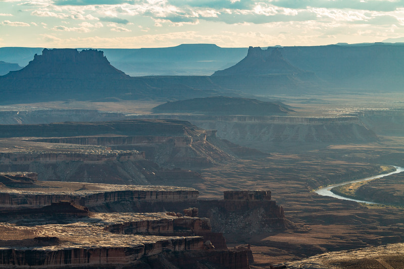 Grand View Point Road, Moab, Utah, United States (US)
