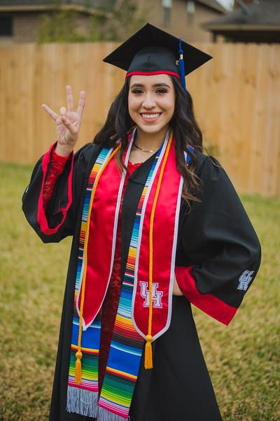 Alex's Graduation 2020