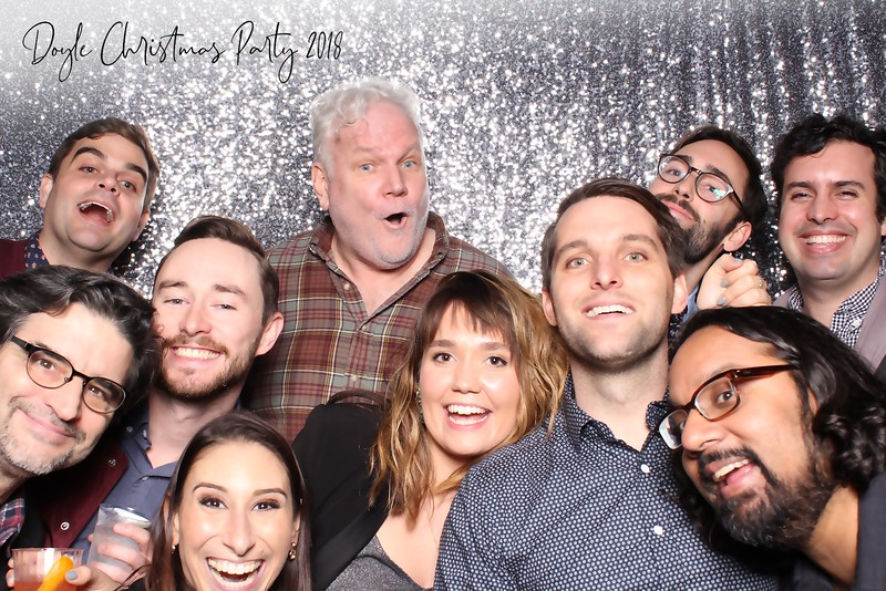 Doyle Family Christmas Party (SkinGlow Booth)