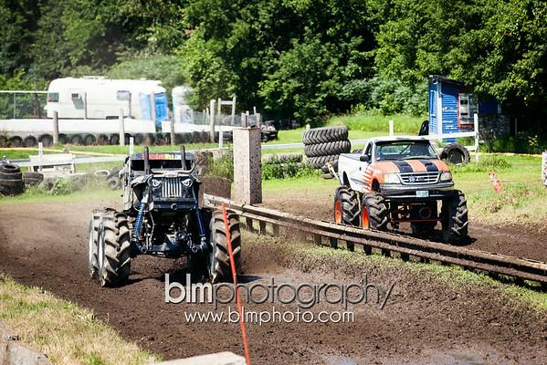MEGA TRUCKS - Bradford Fair 7.20.14