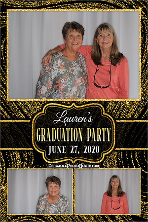 Lauren's Graduation Party 6-27-2020