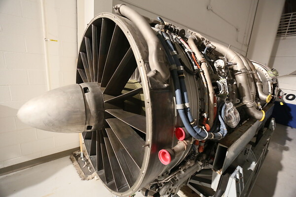 2013-01-19 Carolinas Aviation Museum - Charlotte, NC