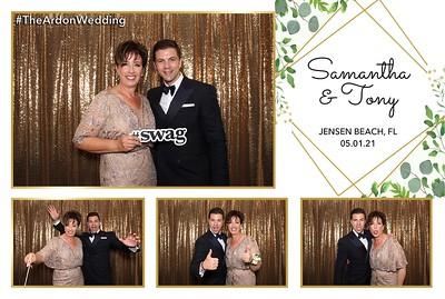 Samantha & Tony