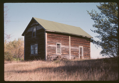 "1975-Oct: ""HA"" Homestead, NE-MN Superior Nat'l Forest Location"