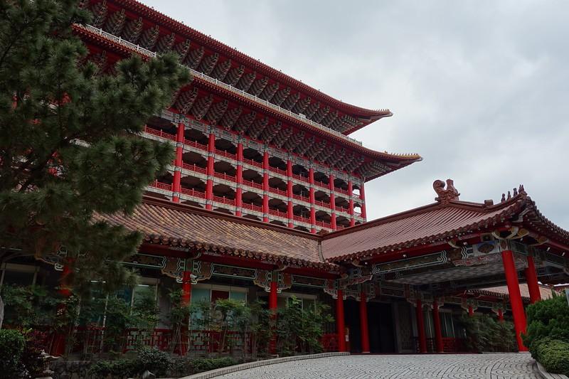 Grand Hotel Taipei,  Taipei, Taiwan