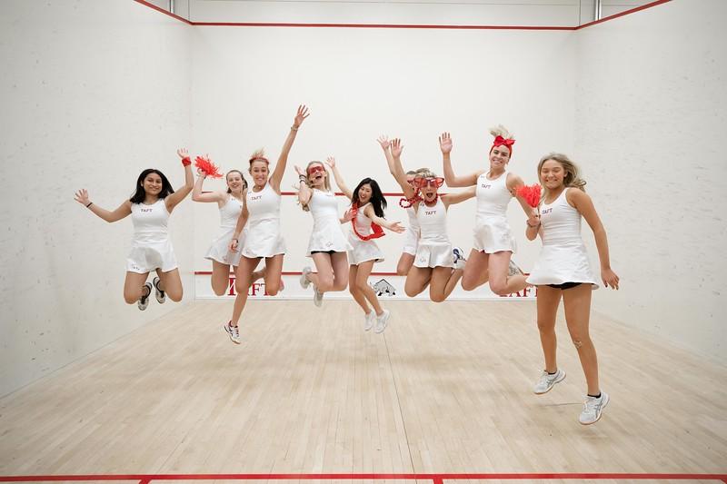 Girls' Varsity Squash v Deerfield