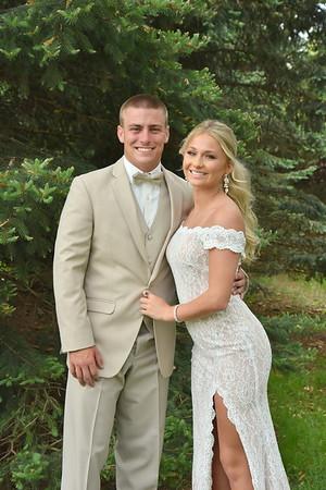 2018 - Luke & Holly - Senior Prom