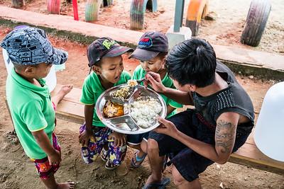 Hlaing Tharyar, Myanmar - Oct 2018