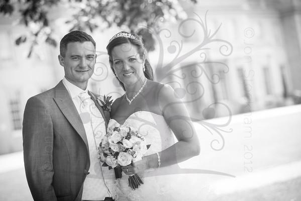 Vicki & Ben's Wedding Day