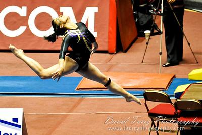 Gymnastics @ UofU 1/23/2009