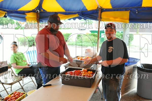 $2 Lunch on the Midway 08-23-14
