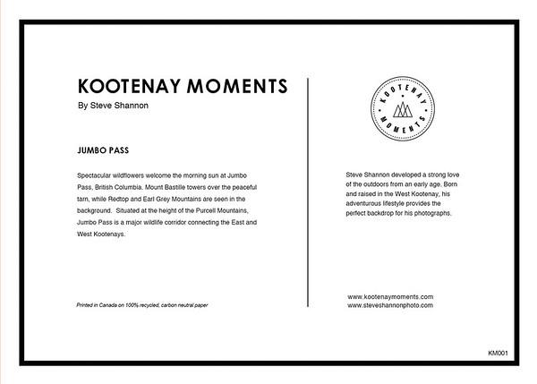 Kootenay Moments