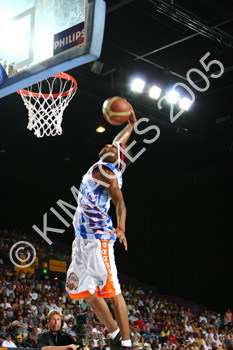 NBL All Star Game 2005