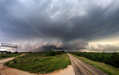 May 28th 2016 - Supercells in TX