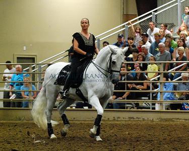 Ballet on Horseback, 2010
