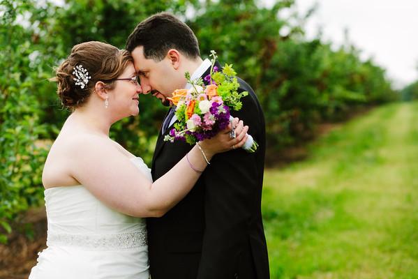 Lisa and Dan's Wedding 052612