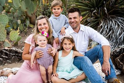 Berg Family 2019