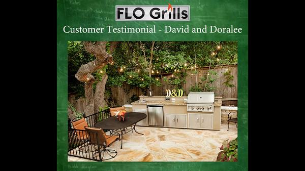 Flo Grills Customer Testimony Videos