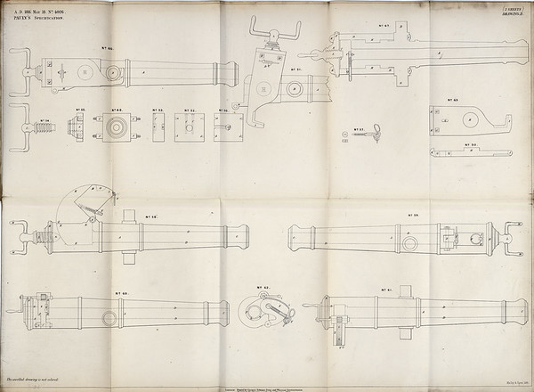Samuel John Pauly's May 14, 1816 British Patent