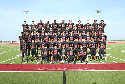 2018 Weiss Football, Juniors and Soph