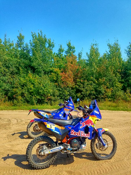 Rally~KTM