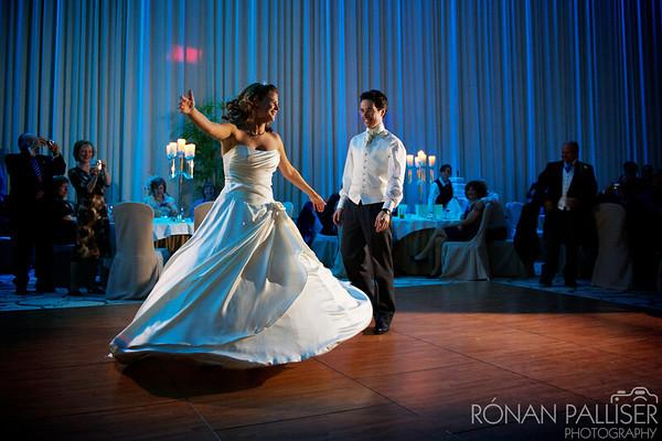 #3 - Twirling bride