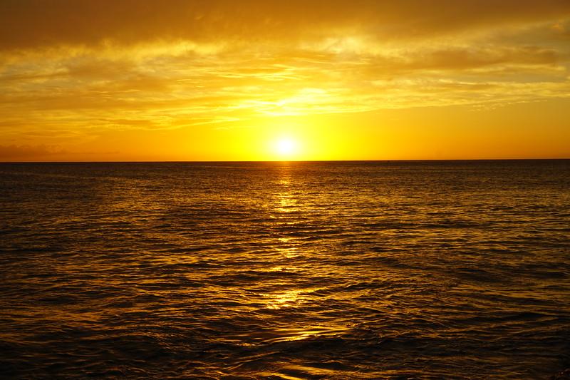 Ko'Olina Sunset