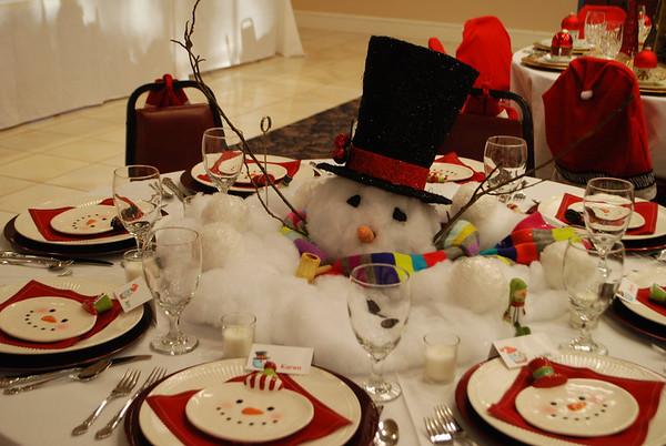 PCBC Christmas Around the Table 2012