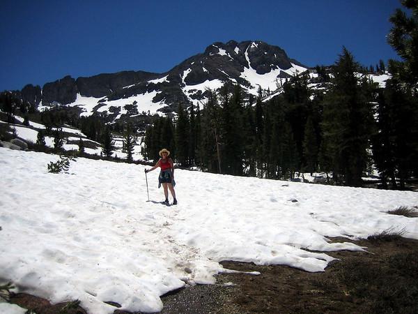 July 4th Hike 2005