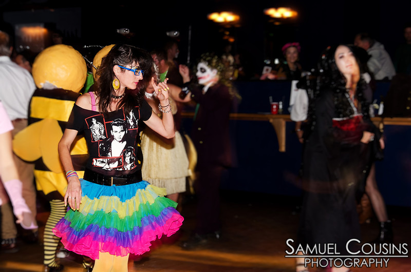 Goodwill's 2011 GhoulWill Ball at Port City Music Hall