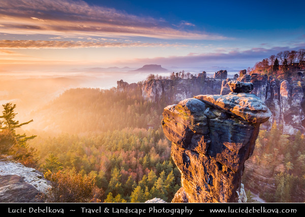 Germany - Saxon Switzerland NP