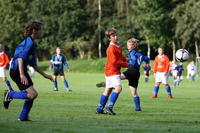 ACV D3 - Nieuw Buinen D1 12 september 2009 Assen