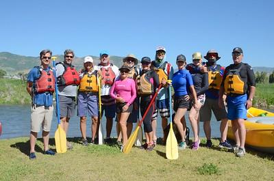 7-5-20 AM Guide Dan/Purple Boat