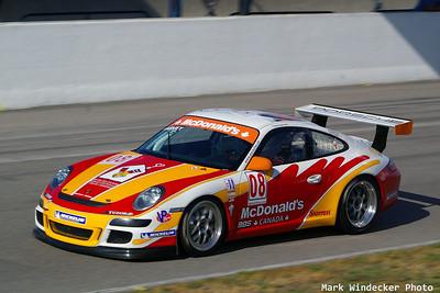 2011 MOSPORT Porsche GT3 Cup Canada