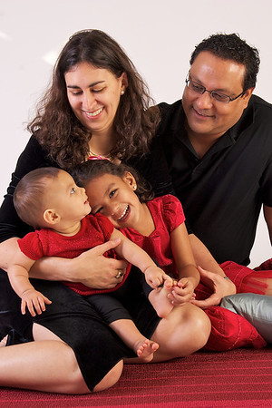 The Di Benedetto-Singh Family 2011
