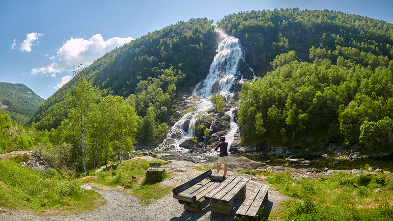 Brattlandsdalen, Norway