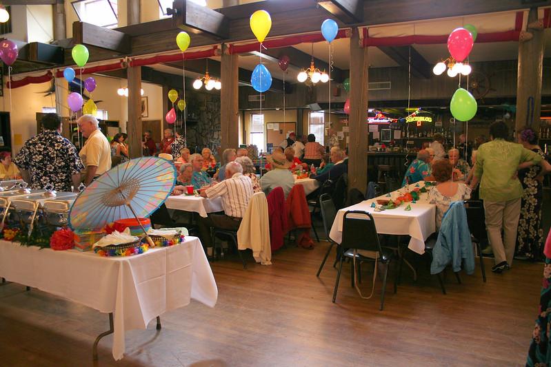 Ron Swanson's Birthday party