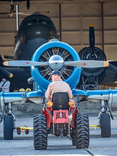 Commemorative Air Force, 2021