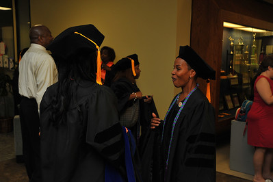 Tift PhD Commencement August 2013