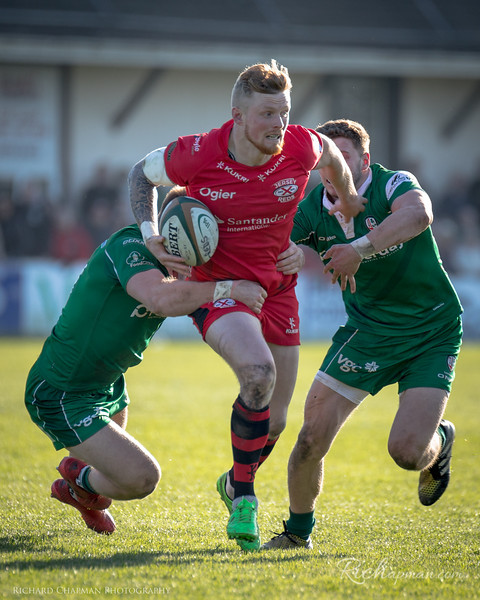 Jersey 15 London Irish 11