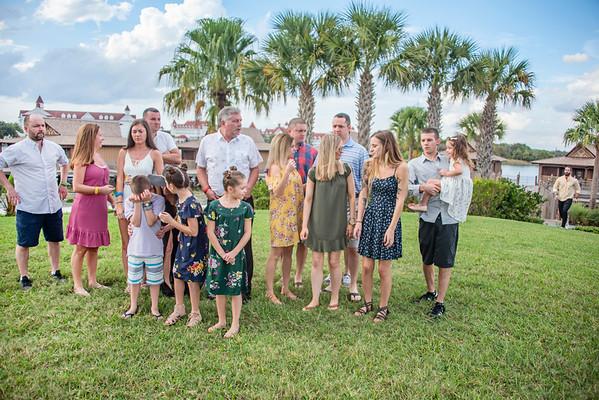 Mullen Family 2018