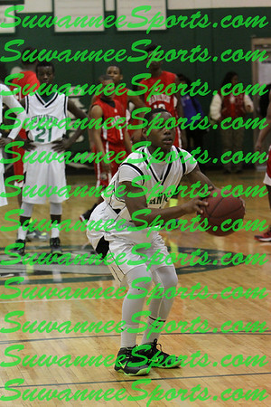 Suwannee vs Hamilton County High School - JV - 2013-14